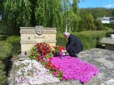 Pietní vzpomínka na konec II. světové války