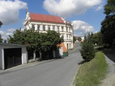 Budova školy vZelené ulici