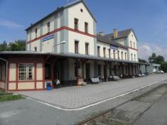 Vlakové nádraží Česká Skalice