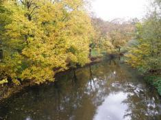 Řeka Úpa