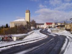 Kostel Církve československé husitské veSportovní ulici
