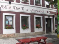 Květoslav Doubek, Restaurace U KONVALINKŮ, Husovo náměstí