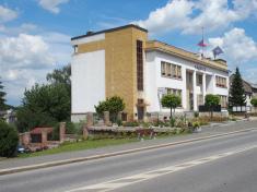 Městský úřad natřídě T. G. Masaryka