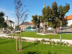 Park naHusově náměstí