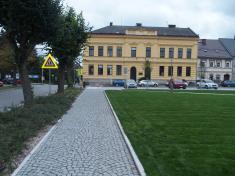 Škola naHusově náměstí