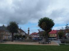 Husovo náměstí poprvní etapě revitalizace