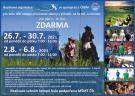 Letní příměstské tábory se zvířátky na farmě Dubno 1