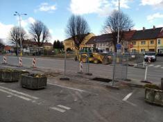 Stavba začala v březnu 2020