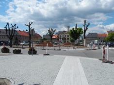 V květnu už byly dokončeny první prvky stavby