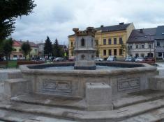 Otevření revitalizovaného středu náměstí