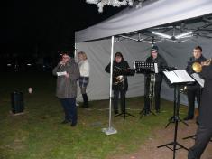 Advent jsme zahájili rozsvícením stromku a koncertem v kostele